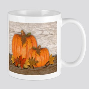 Fall Pumpkins Mug
