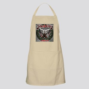 Silent Entry BBQ Apron