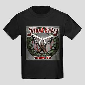 Silent Entry Kids Dark T-Shirt
