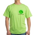 """Time for the Lime"" Green T-Shirt (Anime/Manga)"