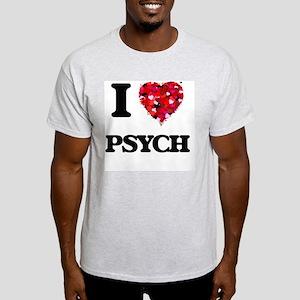 I Love My PSYCH T-Shirt