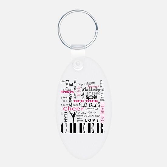 Cheer team Keychains