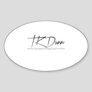 TK Dunn Sticker
