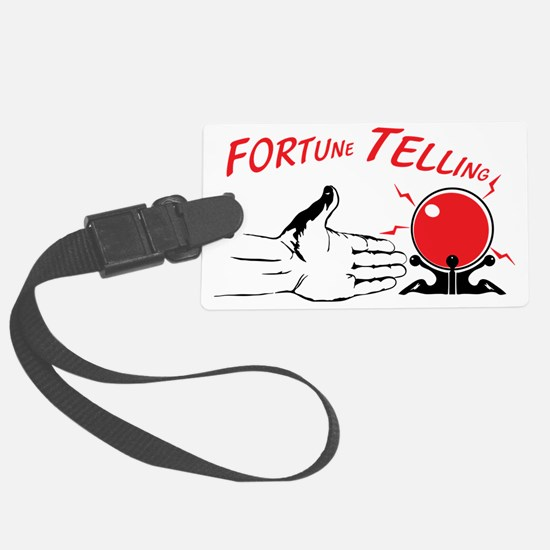 Fortune teller Luggage Tag