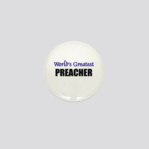 Worlds Greatest PREACHER Mini Button