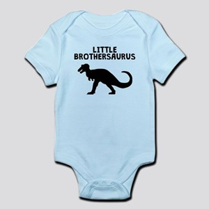 Little Brothersaurus Body Suit