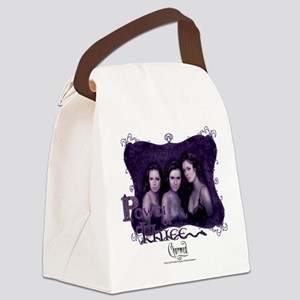 Charmed: The Power of Three Canvas Lunch Bag