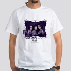 Charmed: The Power of Three White T-Shirt