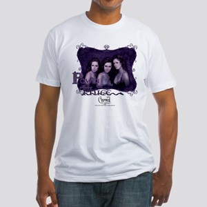 Charmed: The Power of Three Fitted T-Shirt