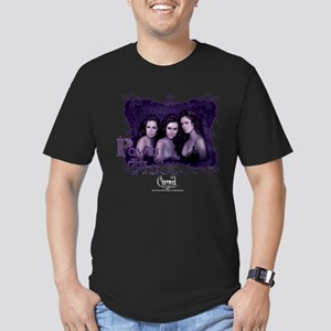 Charmed: The Power of Men's Fitted T-Shirt (dark)