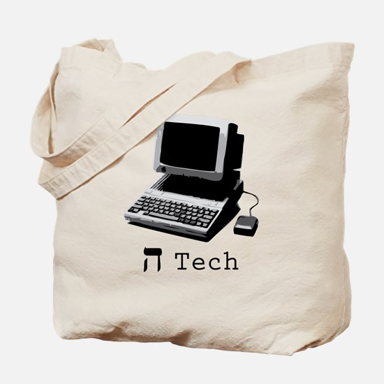 Chai Tech Tote Bag