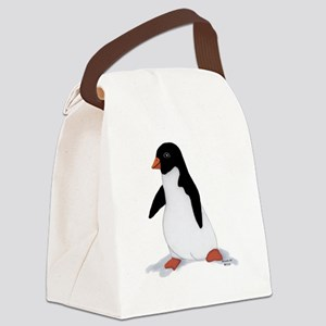 PenguinTee Canvas Lunch Bag