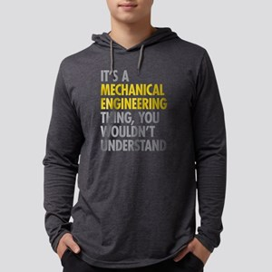 Mechanical Engineering Thing Long Sleeve T-Shirt