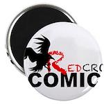 Red Crow Comics T-shirt Magnets