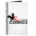 Red Crow Comics T-shirt Journal