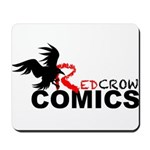 Red Crow Comics T-shirt Mousepad