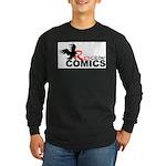 Red Crow Comics T-Shirt Long Sleeve T-Shirt