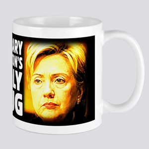 Hillary's Ugly Mug Mugs