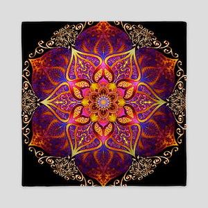 Beautiful Mandala Queen Duvet