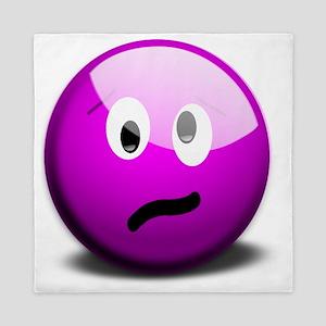 Purple Dazed Queen Duvet