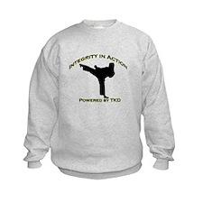 Taekwondo Integrity in Action Sweatshirt