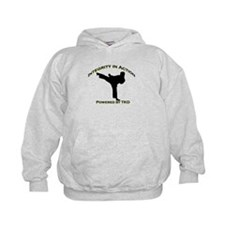 Taekwondo Integrity in Action Hoodie
