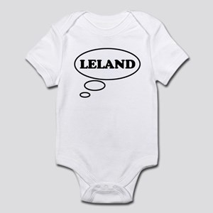 Thinking of LELAND Infant Bodysuit
