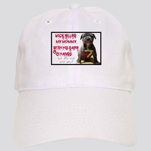 Dog Fighting Victim Cap