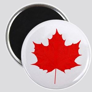 Red Maple Leaf Magnets