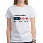 Life Loading Women's T-Shirt