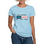 Life Loading Women's Light T-Shirt