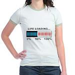 Life Loading Jr. Ringer T-Shirt