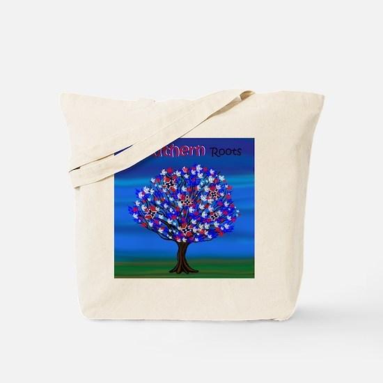 Rebel Roots Tote Bag