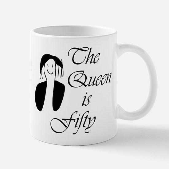 50th birthday gifts women Mug