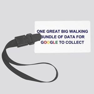 Bundle of Data Luggage Tag