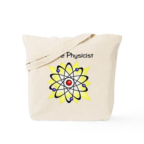 Future Physicist Tote Bag