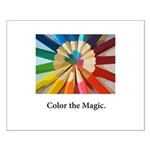 Color The Magic Artists Pencil Gifts Posters
