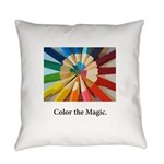 Color The Magic Artists Pencil Gifts Everyday Pill