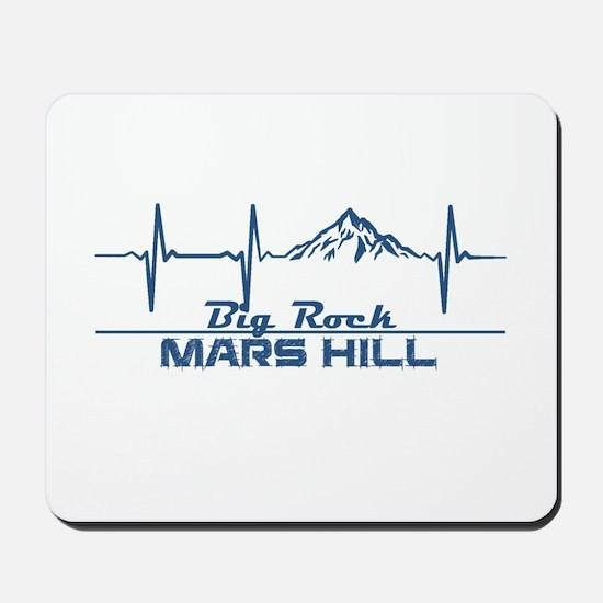 Big Rock - Mars Hill - Maine Mousepad