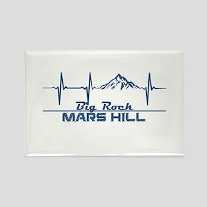 Big Rock - Mars Hill - Maine Magnets