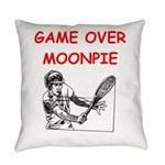 i love tennis Everyday Pillow