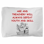 i love tennis Pillow Sham