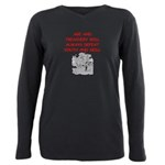 i love tennis Plus Size Long Sleeve Tee