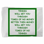 tennis Pillow Sham