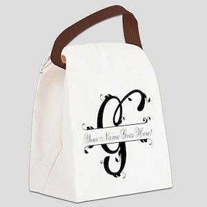 Monogram G Canvas Lunch Bag