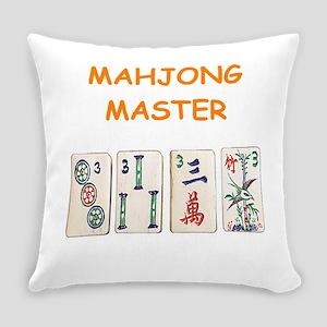 MAHJONG Everyday Pillow