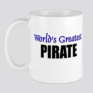 Worlds Greatest PIRATE Mug