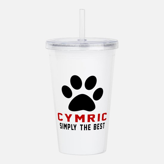 Cymric Simply The Best Acrylic Double-wall Tumbler