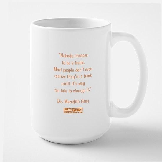FREAKS Large Mug