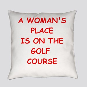 golf Everyday Pillow